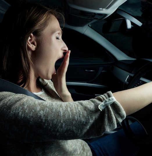Overcome The Hazards of Driving with Fatigue