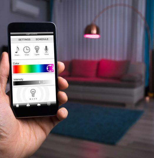 Set-up-Smart-lighting-system