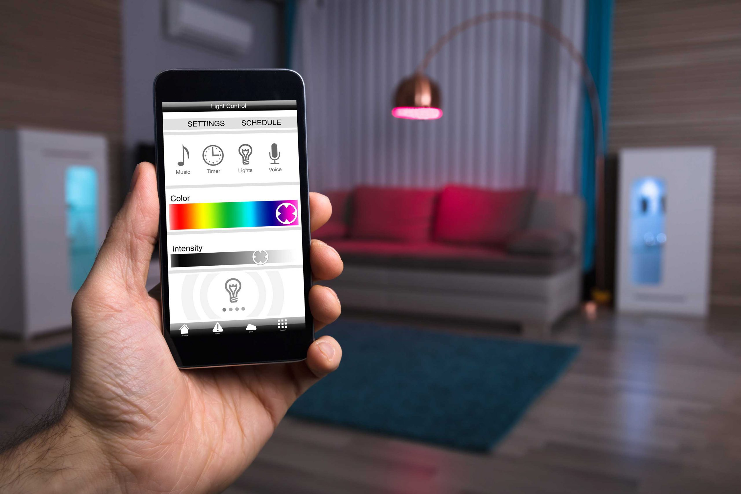 Lights, Action: How To Set Up A Smart Lighting System That Changes Your Home