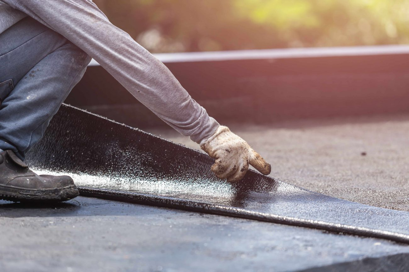 Your Home Insurance will general cover flat roofs but you must disclose all facts