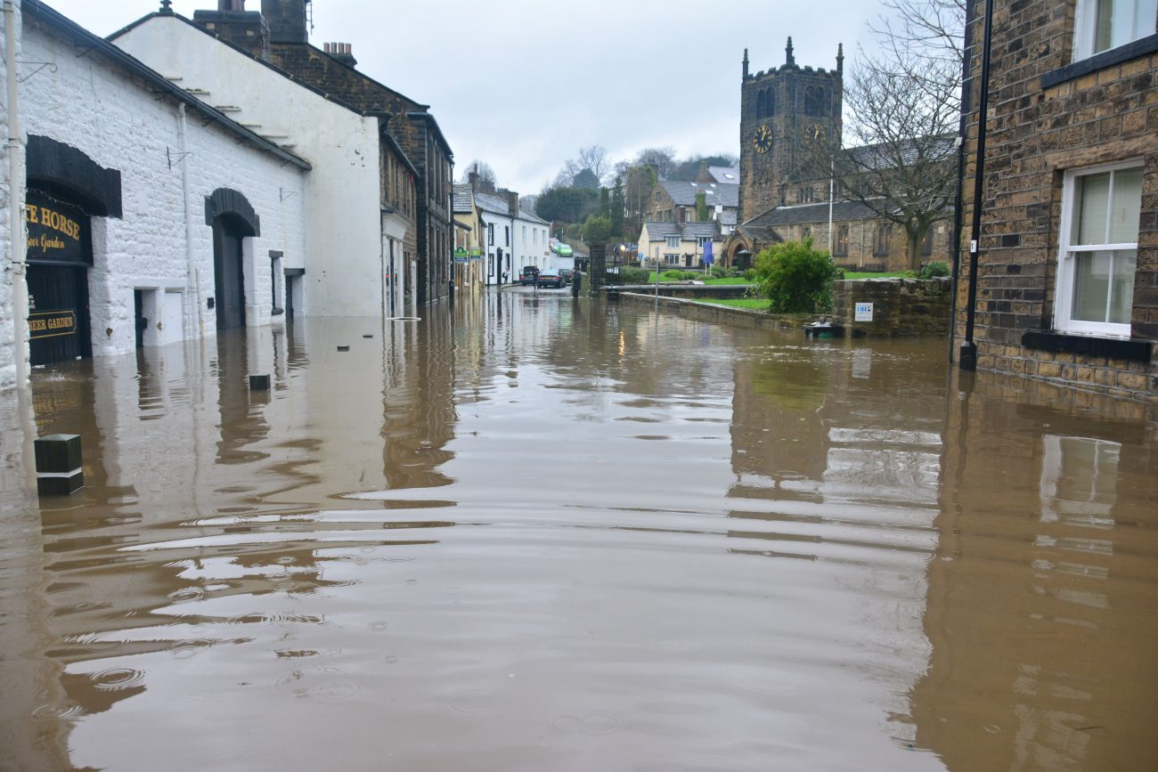 Is flood cover standard on my house insurance?