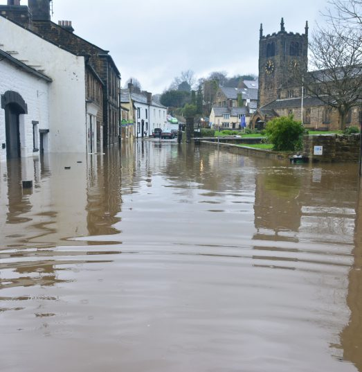 Can I get flood cover for my house on my home insurance?