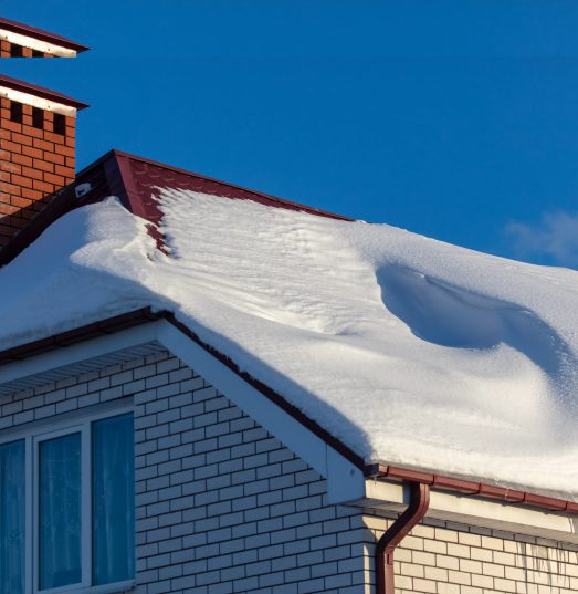 Will home insurance cover snow damage to my roof?