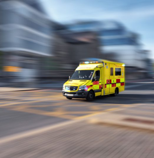 Does car insurance cover ambulance and fire brigade costs?