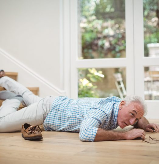 Will my home insurance cover visitors injuring themselves in my house?