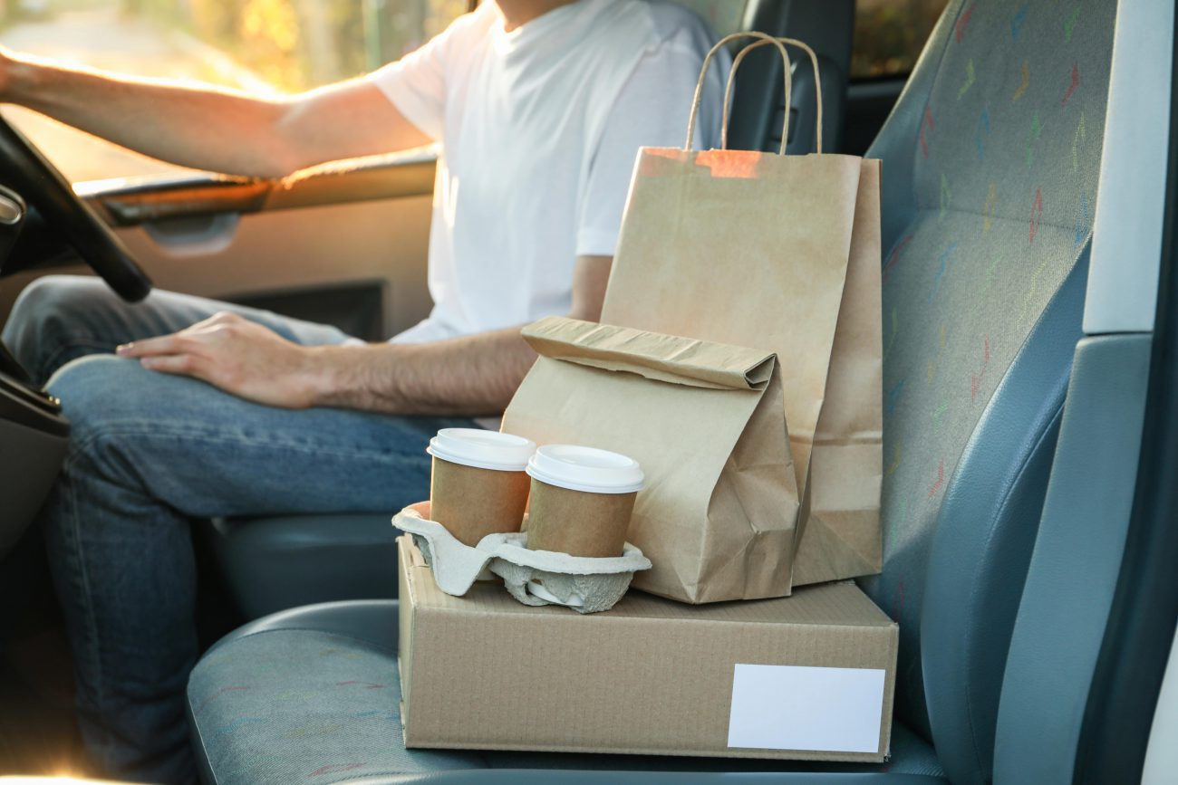 Car insurance for Food Delivery Service