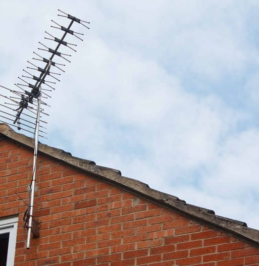 Does Home Insurance Cover a Falling Aeriel?
